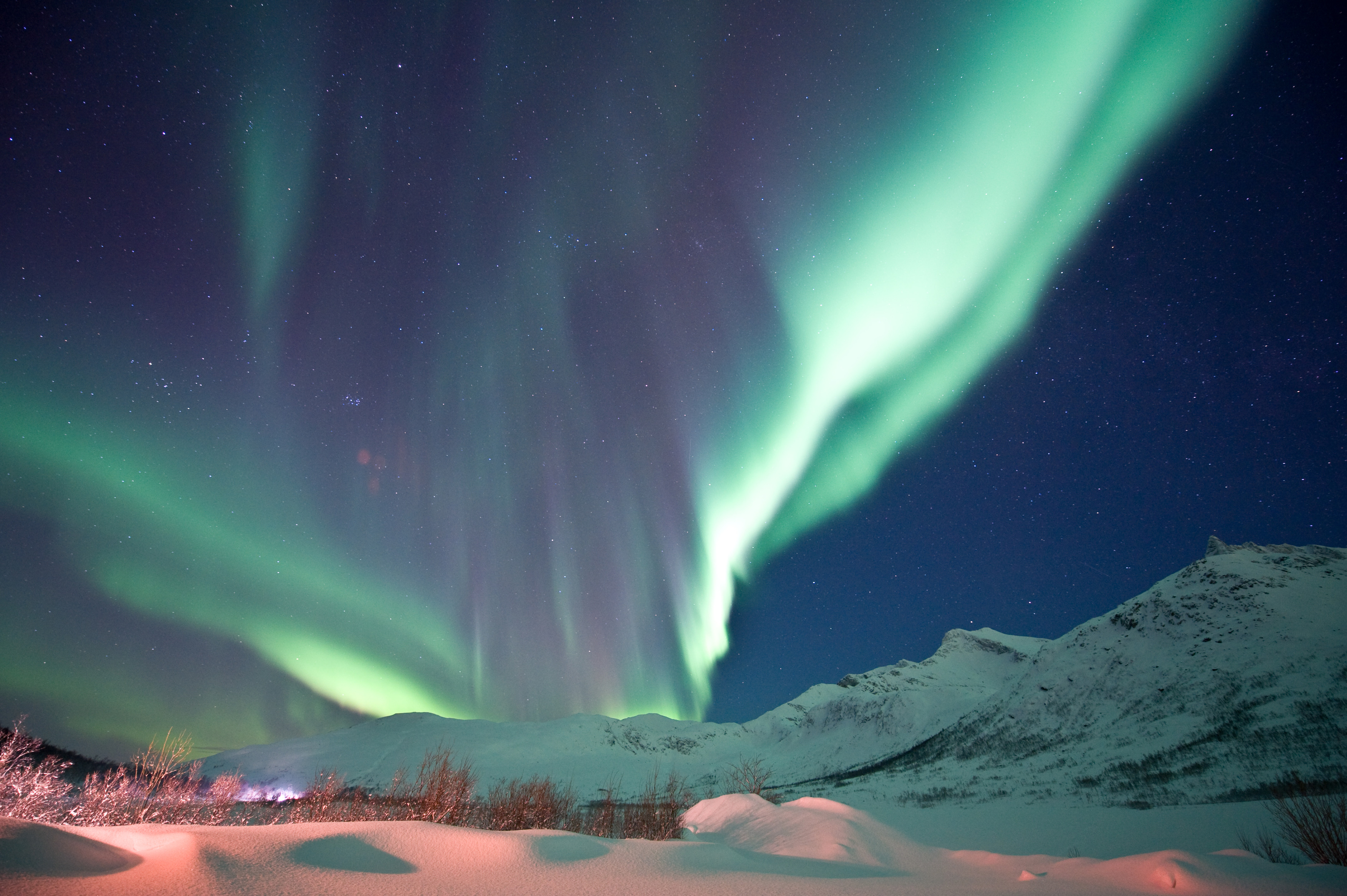 Northern Lights In Norway Outdoyo
