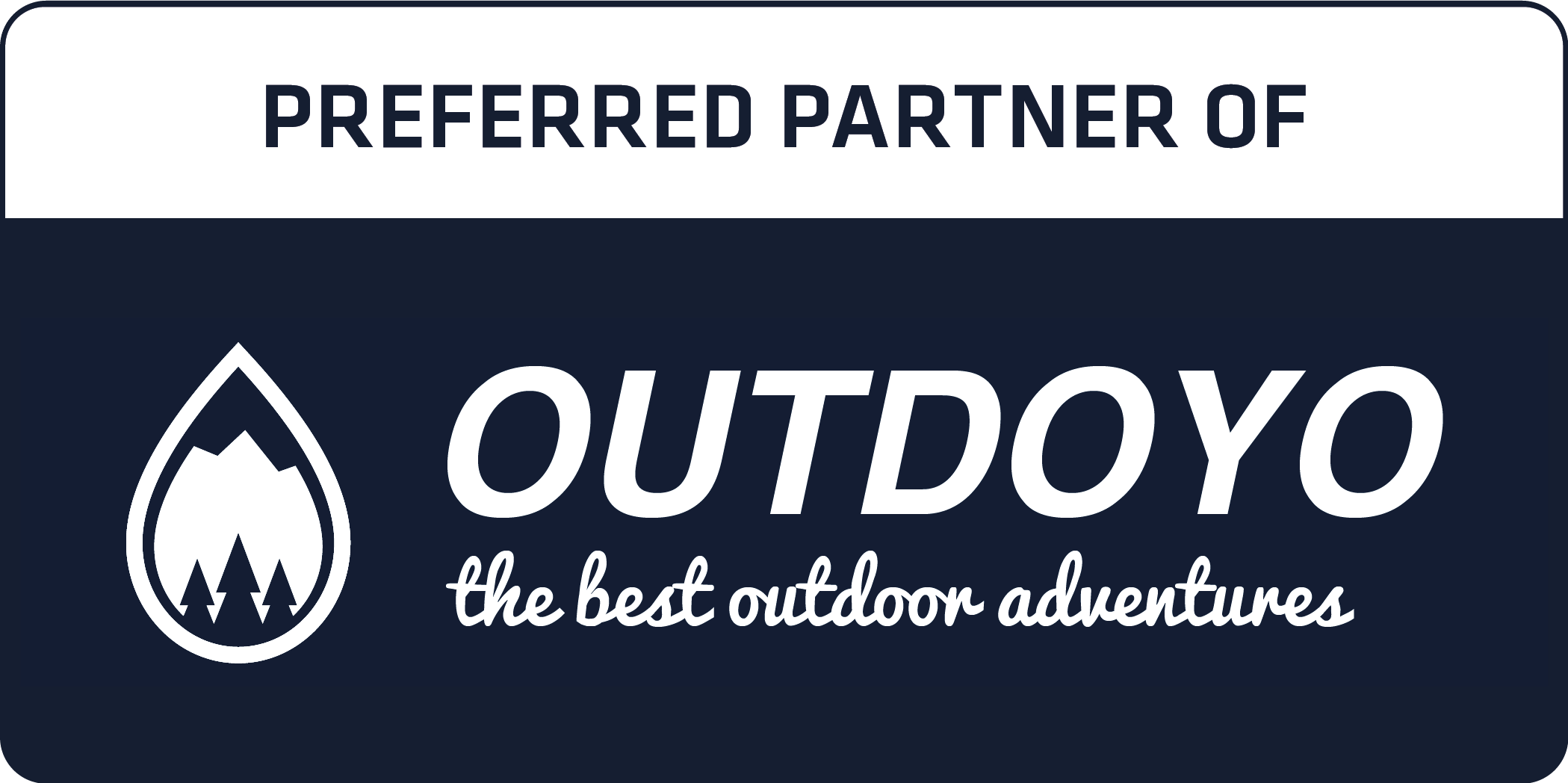 Preferred Partner Of OUTDOYO