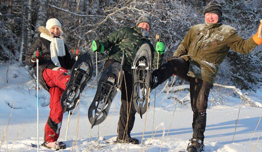 Savonlinna winter adventure - OUTDOYO